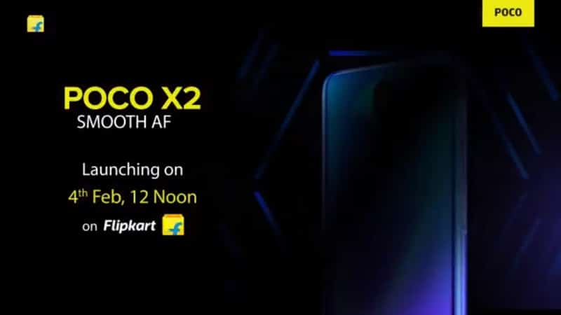Fresh Poco X2 Teaser Confirms It To Be A Rebranded Redmi K30