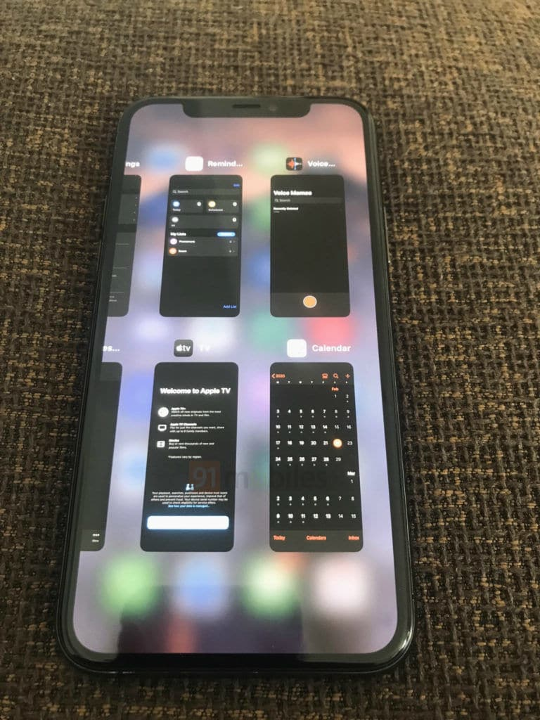 iOS 14 To Have A Fresh Multitasking Tray