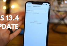 Apple Released Its 13.4 Update Of iOS, iPadOS, WatchOS 6.2, tvOS, MacOS