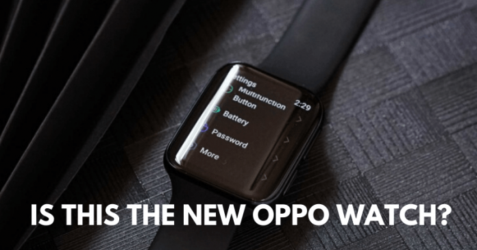 Oppo Watch Specifications Leaked Ahead Of Launch!