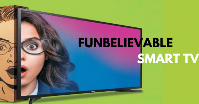 Samsung Launches New Funbelievable Smart TVs In India