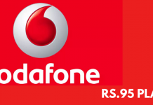 Vodafone Introduced Rs.95 All-Rounder Plan Valid For 56 Days