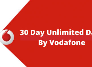 Vodafone Offers 30-Day Unlimited Data To 500,000 Customers For Free