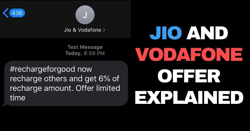 Earn Cashback by Doing Recharge, Vodafone, Idea and Jio