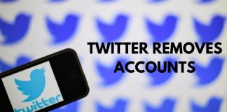 Twitter Removes Accounts Linked To Egypt, Saudi And Other Countries