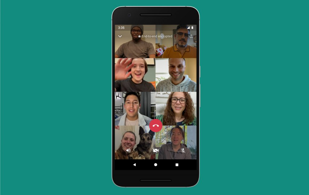 Whatsapp Increases Group Video Call Limit Up to 8 People: Check How It Works