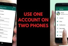 Whatsapp Users Will Be Able To Use One Account On Two Phones