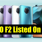 Poco F2 Spotted In IMEI Database With Model Number M2004J11G