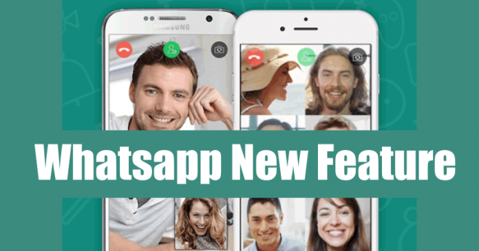Whatsapp To Bring New Feature To Compete Google Duo And Zoom!