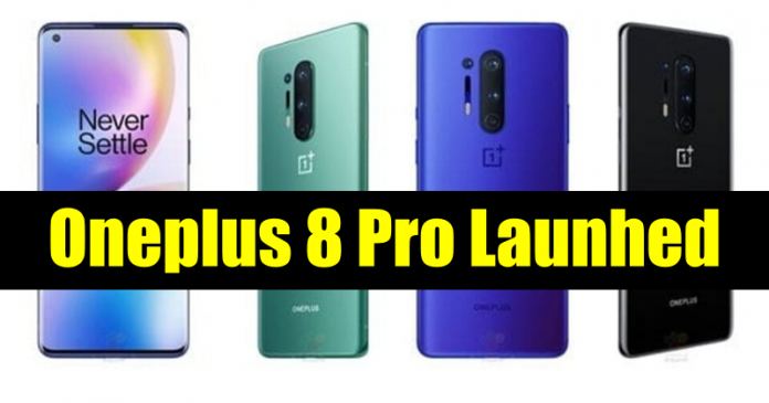 OnePlus 8 And 8 Pro Launched: Check Out New Features