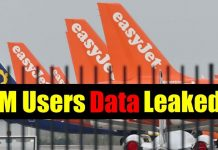 EasyJet Confesses Data Of Nine Million Customers Hacked