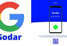 Google's New Sodar Tool Helps Users To Maintain Social Distancing!