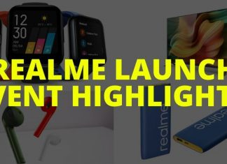 Realme Launch Event: Realme TV, Watch, Buds Air Neo & Power Bank 2 Launched