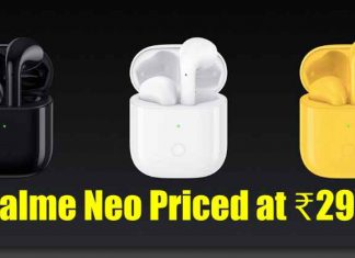 Realme Buds Air Neo Launching On May 25, Could Be Priced At Rs. 2,999