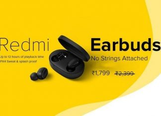 Redmi Earbuds S True Wireless Earphones Launched In India