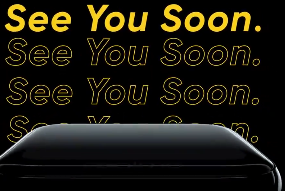 Realme Smartwatch Official Teaser Out, Will Soon Launch In India