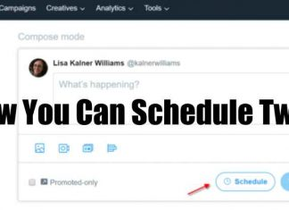 Twitter Update: Now You Can Schedule Tweets From Its Web App!