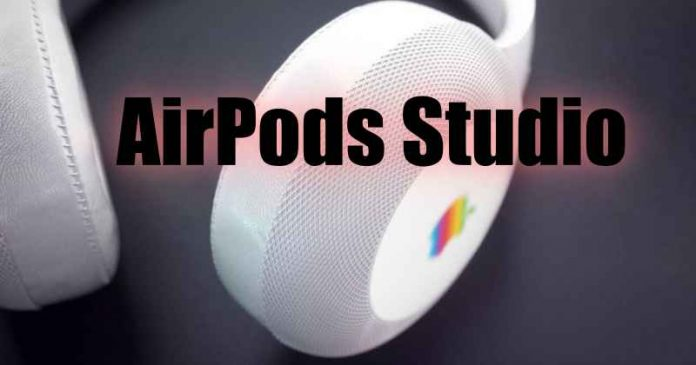 Apple's New Over-Ear Headphones May Be Called AirPods Studio