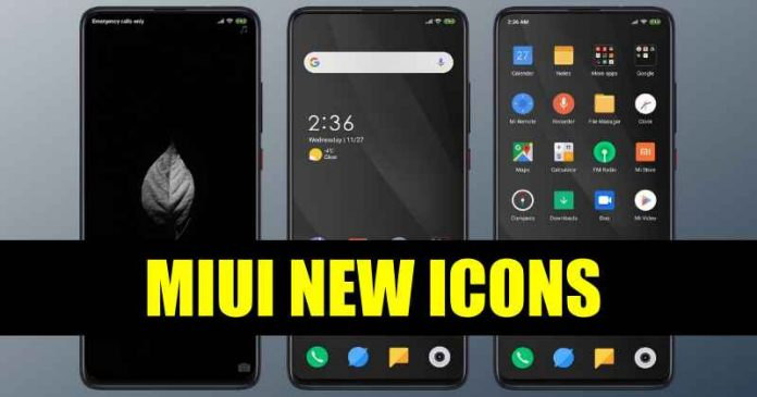 MIUI 12: New Camera App Redesigned Icons Surface Online