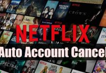 Netflix Will Start Cancelling Inactive Subscriptions