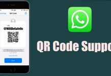 Whatsapp Is Rolling Out The QR Code Support For iOS Beta Users