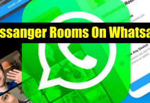 WhatsApp For iOS Beta Version Gets Messenger Rooms