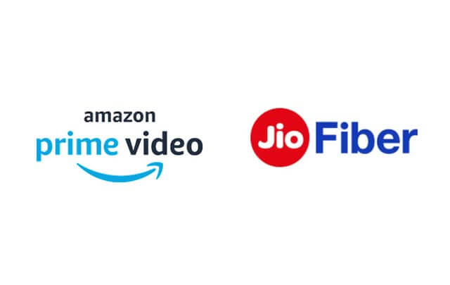 Amazon Prime and Jio Fiber