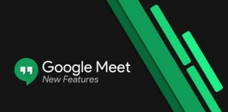 Google Meet To Add New Features Like Add Background blur, Captioning, and low-light mode
