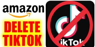 Amazon Asks Employees To Delete TikTok App Immediately