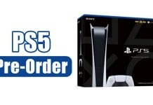 Pre order PS5 on Walmart Store