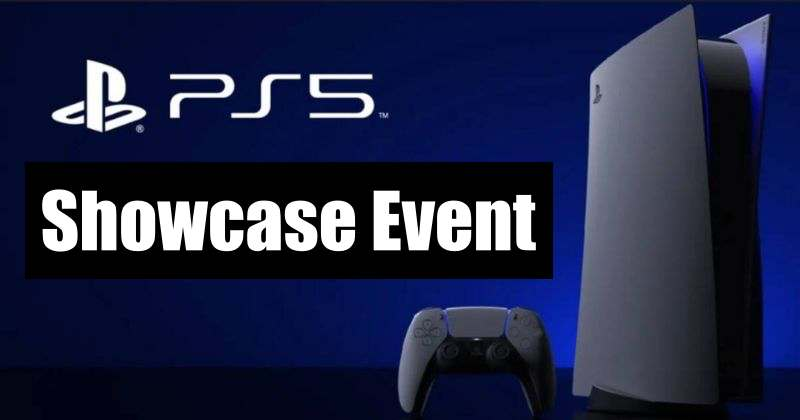 Sony has announced a special showcase event for PlayStation 5. The event will be held on 16th September, i.e coming Wednesday at 1 pm PT/1:30 am IST (
