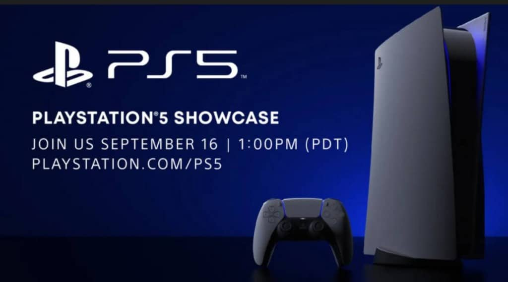 PlayStation 5 Showcase Event to be Held on September 16, Details Here!