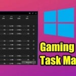 Gaming task manager for windows-min