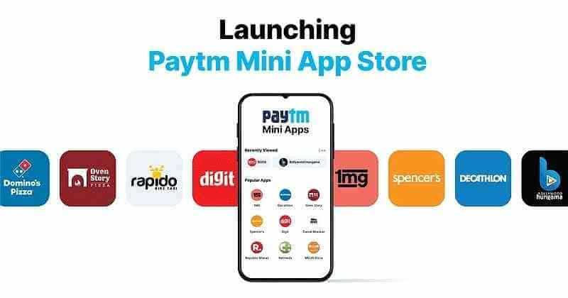 Paytm Launches Its Own Mini App Store, To List Over 300 Apps