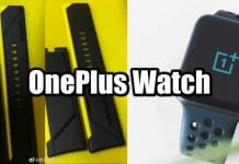 OnePlus Watch Leak