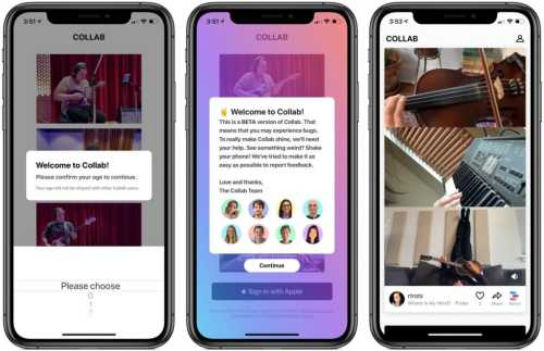 Facebook's collaborative iOS music video app is open to all USA users