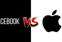 Facebook vs Apple