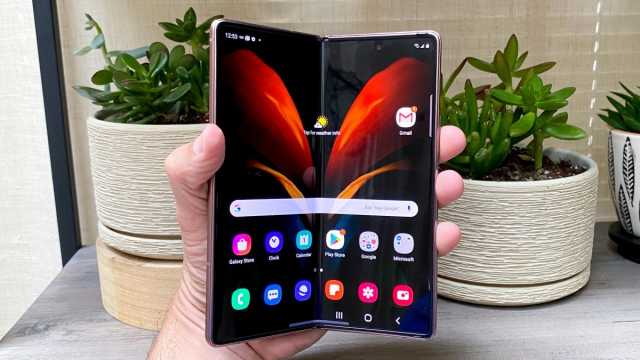Three new foldable smartphones by Samsung