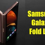 Samsung galaxy foldable phones