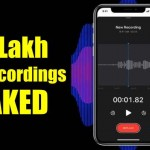 iPhone Call Recorder App Infected with Bug, Leaks over 1.3 Lakh Audio Recordings
