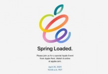Apple Event on 20 April to Announce New iPad Pro, iMac, AirPods 3 & More
