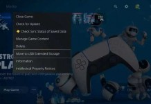 PS5 April Update Rolled Out with New Storage Options & Features