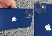 iPhone 13 Mini Photos Leaked Shows the Dual Rear Camera Module